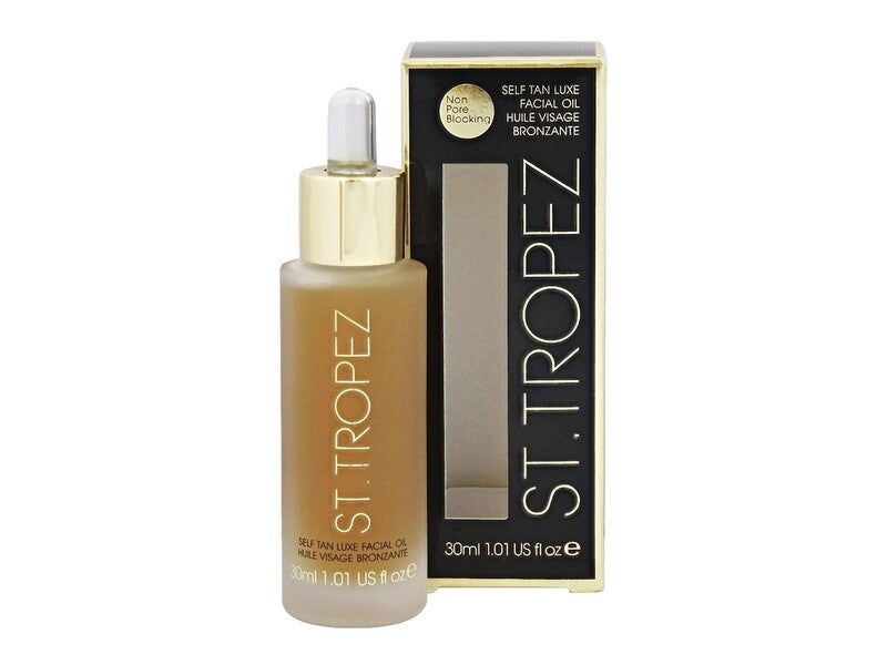 St.Tropez St.Tropez Self Tan Luxe Dry oil Face