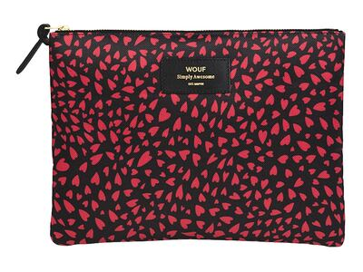 WOUF Hearts XL Pouch