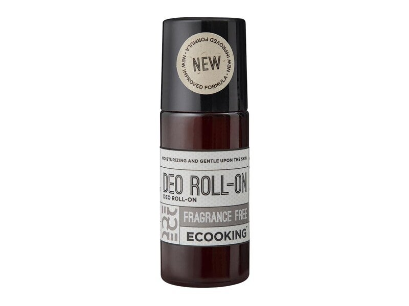 Ecooking Ecooking Deo Roll-On Fragrance Free