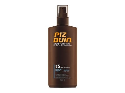 Piz Buin Moisturizing Ultra Hydrating Spray SPF 15