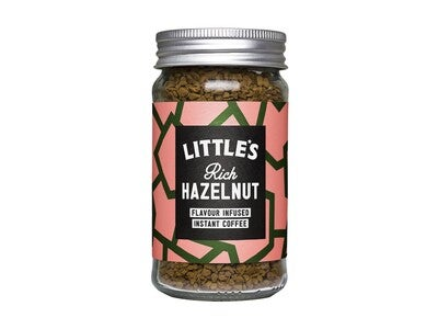 Little's Rich Hazelnut Flavour Coffee