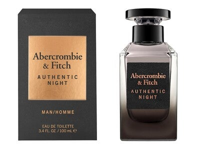 Abercrombie & Fitch Authentic Night EDT