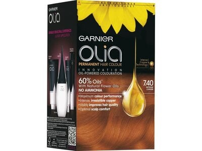 Garnier Olia 7.4 Intense Copper