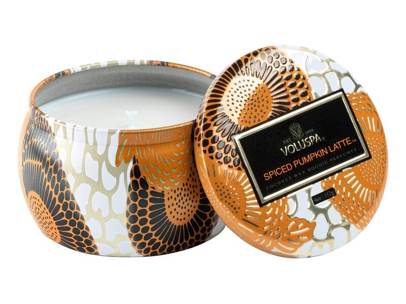 Voluspa Voluspa Spiced Pumpkin Latte Duftlys