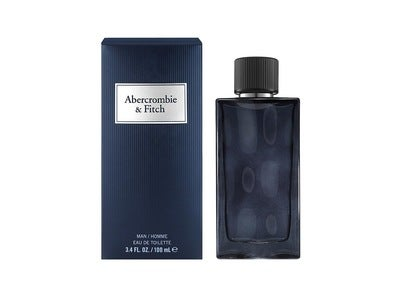 Abercrombie & Fitch First Instinct Blue Man EDT