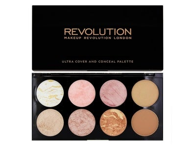Makeup Revolution Ultra Blush Palette