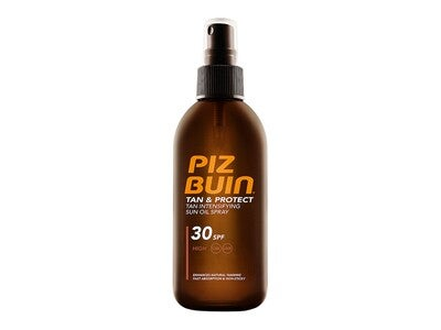 Piz Buin Tan & Protect Tan Intensifying Oil SPF 30